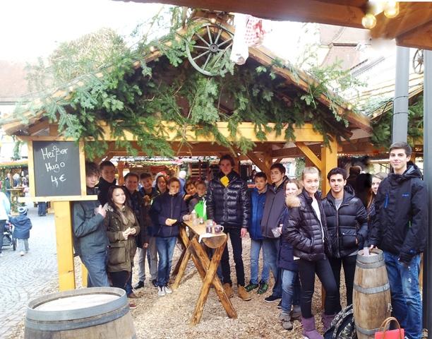 Schwäbisch Gmünd Weihnachtsmarkt.Landesgymnasium Für Hochbegabte Schwäbisch Gmünd